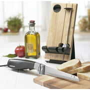 Best Cordless Electric Knives - Cuisinart CEK-40 Electric Knife 4', Stainless Steel Blades Review