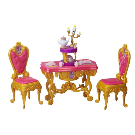 Disney Princess Belle's Be Our Guest Dining Set
