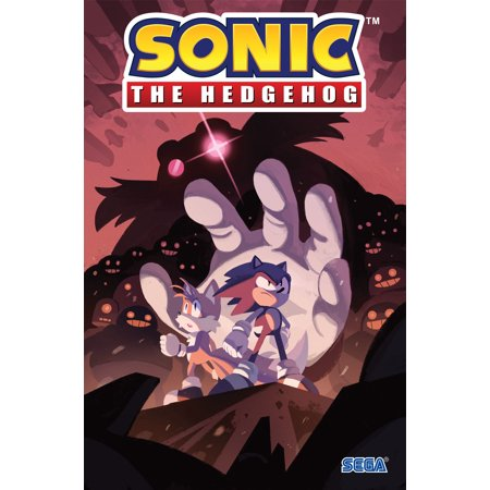 Sonic The Hedgehog, Vol. 2: The Fate of Dr. Eggman](Taylor The Hedgehog)