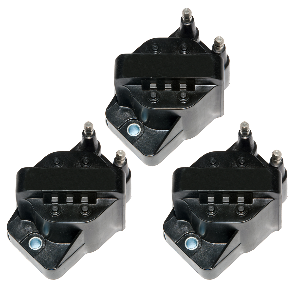 Ignition Coil Pack Set of 3 Buick Chevy Cadillac GMC Pontiac V6 3.4 3.8 3.1+more