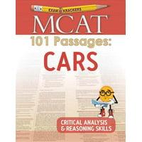 Examkrackers MCAT 101 Passages: Cars