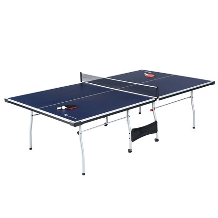 Md Sports Official Size Foldable Indoor Table Tennis Table