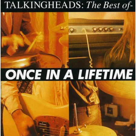 Once in Lifetime (CD) Talking Heads Deck