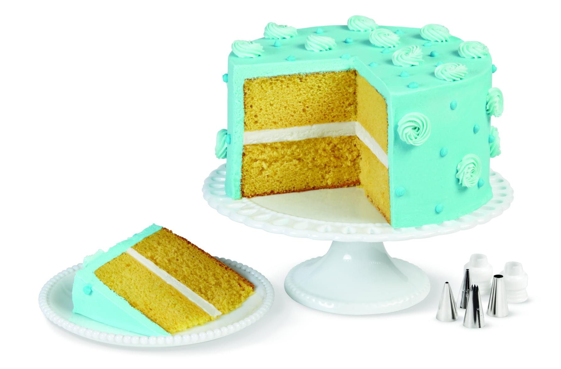 Wilton Cake & Dessert Decorating Set, 18-Piece - Walmart.com
