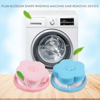 Lint Catcher for Washing Machine Lint Trap Floating Hair Fur Catcher Laundry Reusable Hair Filter Lint Mesh Bag (Multi-color Optional)