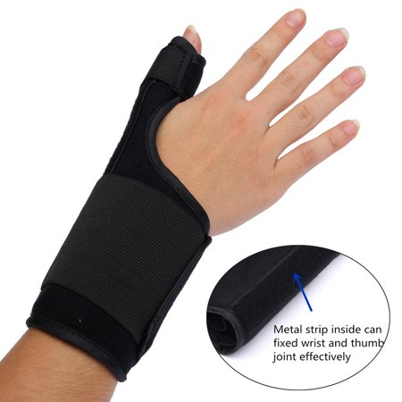 Professional Medical Wrist Thumb Hand Spica Splint Support Brace Stabiliser Wrist Support Brace Arthritis Injury For Left and Right Hand Sprain Arthritis Uniform Universal - Repetitive Strain Injury Wrist