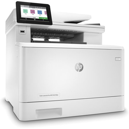 HP, HEWW1A79A, Color LaserJet Pro MFP M479fdn Best Color Laserjet Printer