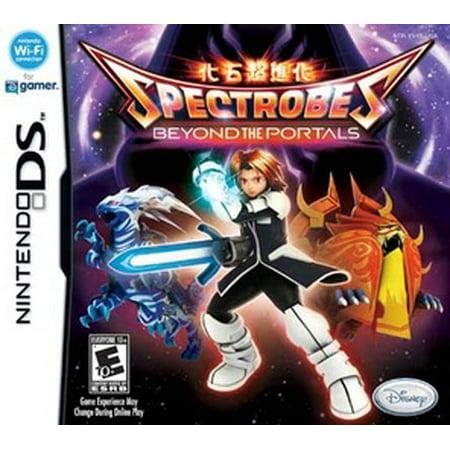 Spectrobes Beyond the Portals, Disney Interactive Studios, NintendoDS,