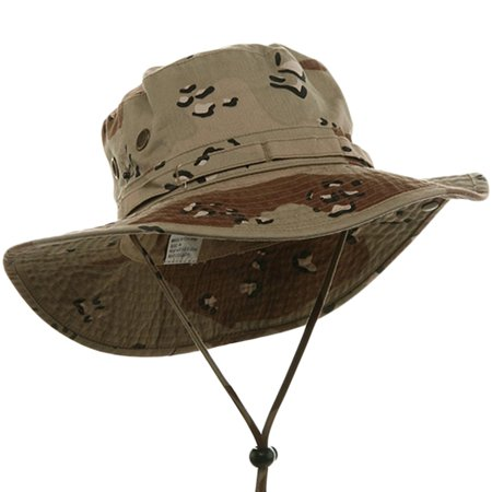 Mg men 39 s washed cotton twill chin cord cap outdoor hunting for Fishing hats walmart