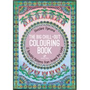 Search Press Books The Big Chill-Out Coloring Book
