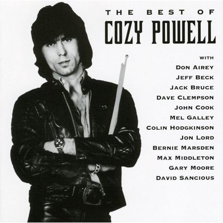 Very Best of Cozy Powell (The Best Of Cozy Powell)