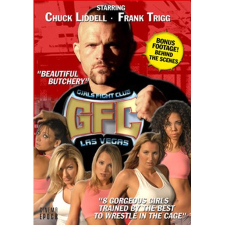 GFC: Girls Fight Club Las Vegas (Lidell) (DVD) (Next Big Boxing Fight In Las Vegas)