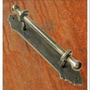 2 in. Iron Door Pull