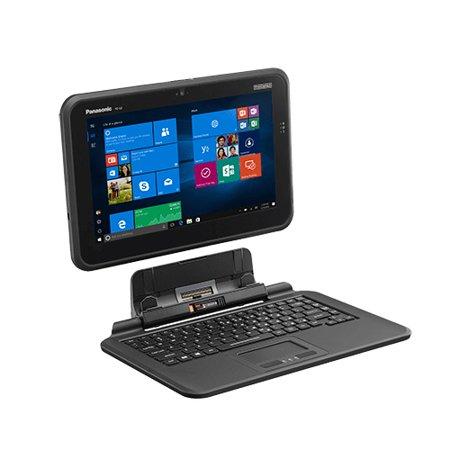 Panasonic Fz Q2g100xvm Semi Rugged Tablet