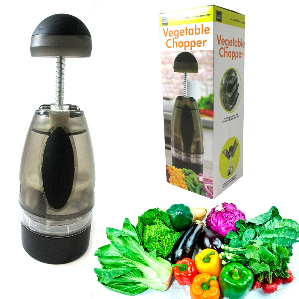Food Slicer Vegetable Fruit Dicer Cutter Chopper Grater Pressing Garlic Onion !
