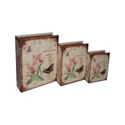 3-Pc Naturalist Book Box Set