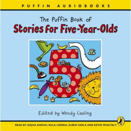 Puffin Book of Stories for Five Year Olds Unabridged Compact