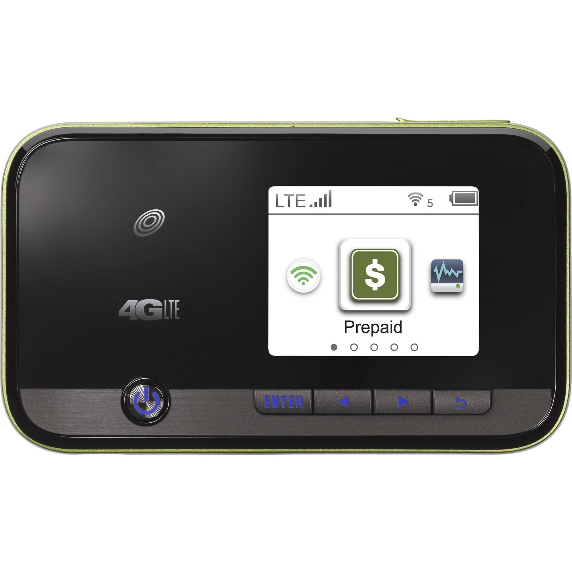 Straight Talk ZTE Z289G 4G LTE Mobile Wifi Hotspot