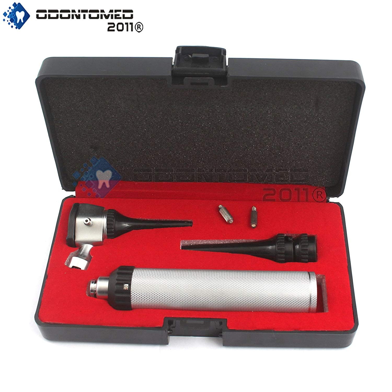 Odontomed2011® New Veterinary Diagnostic Otoscope Set Kit Vet Instrument With 2 Extra Free Bulb Quality Instruments