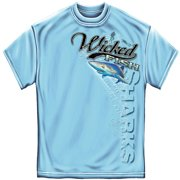 Cotton Wicked Fish Shark T-Shirt