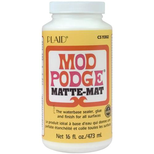 Mod Podge Matte Finish-16 Ounces