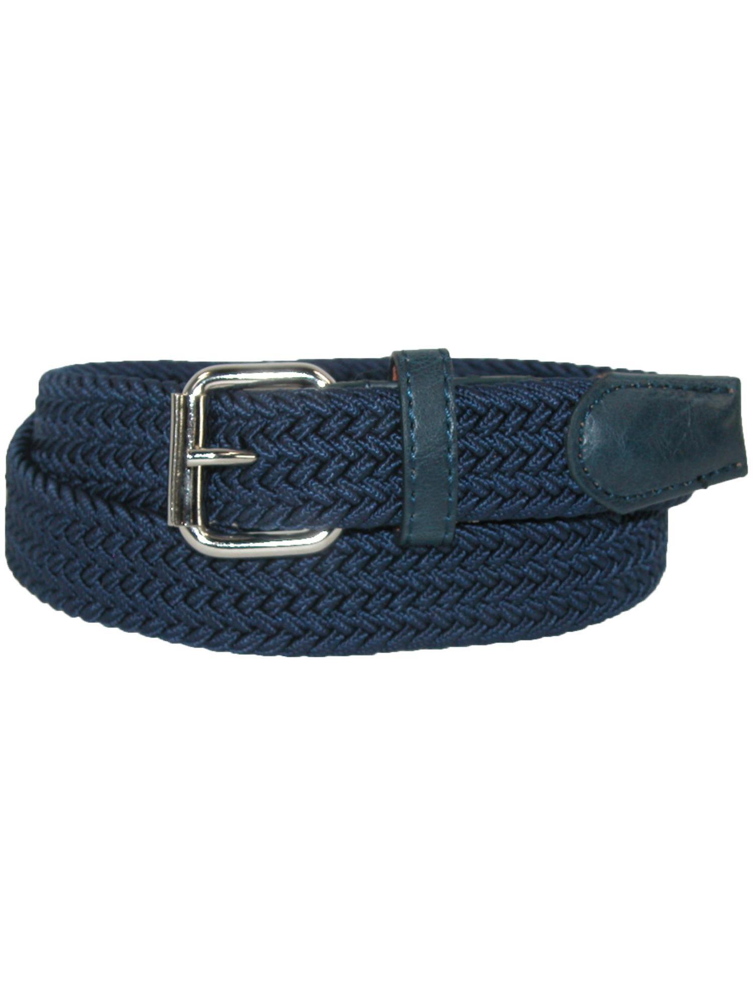Kid's Elastic Braided Stretch Belt