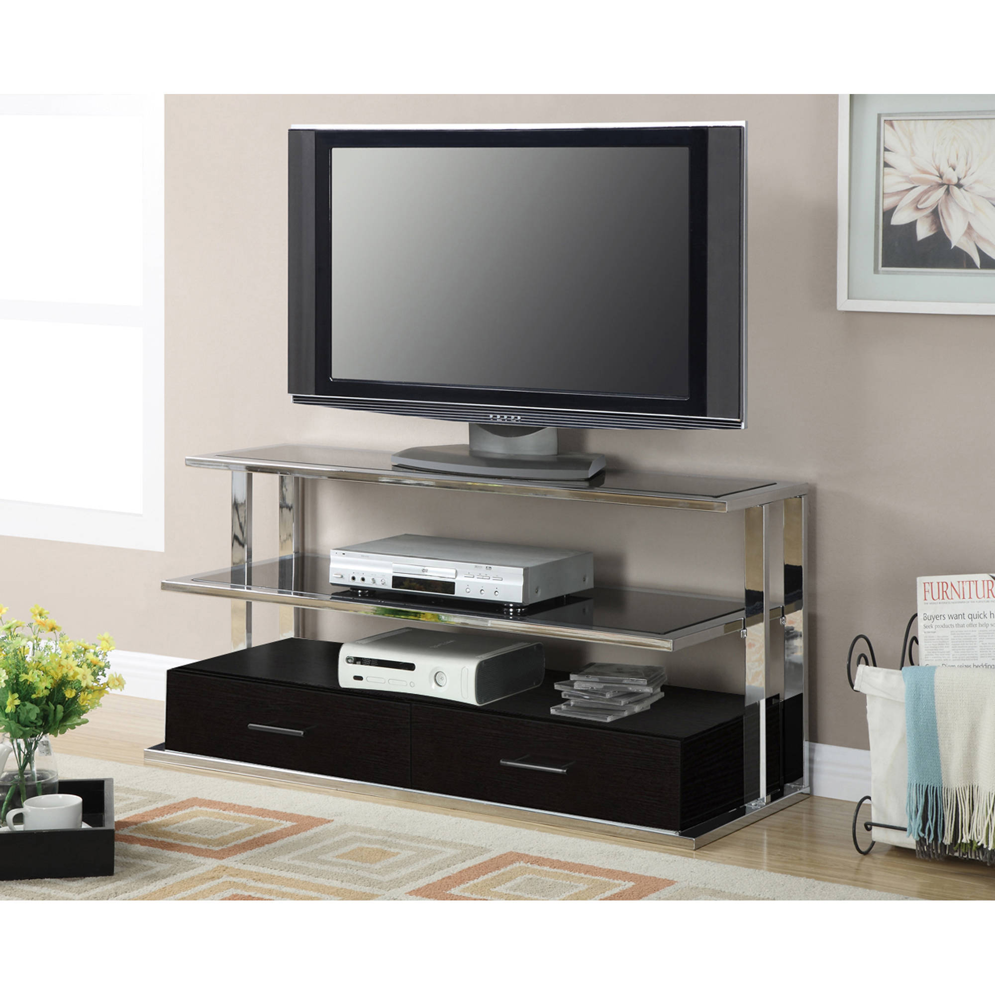 Convenience Concepts Boulevard TV Stand for TVs up to 50""