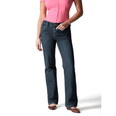 Women's Totally Slimming At Waist Bootcut Jeans
