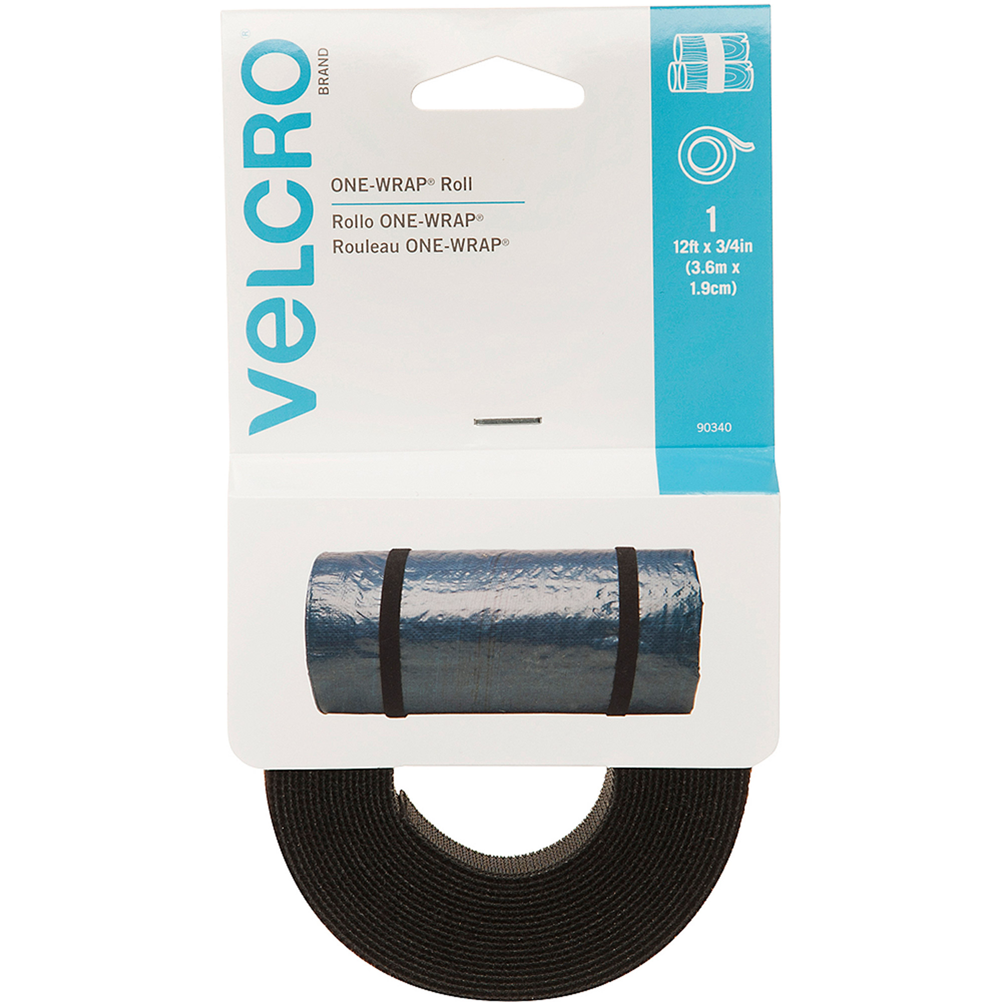 VELCRO ONE WRAP12FT.