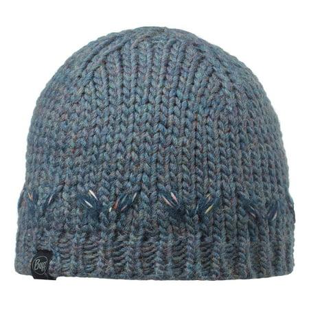 e6451a20b76 Buff Outdoor Headwear Knitted Hat Mossy Oak Winter Beanie Skull Cap Lile  Denim - Walmart.com