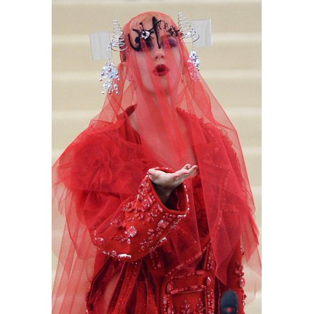 Katy Perry At Arrivals For Rei Kawakubo & Comme Des Garcons Costume Institute Gala - Arrivals 1 Metropolitan Museum Of Art New York Ny May 1 2017 Photo By Kristin CallahanEverett Collection Celebrity