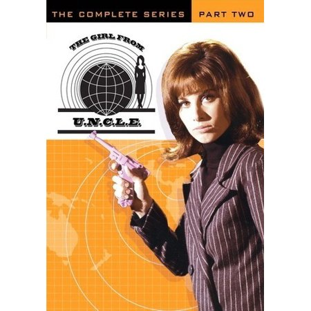 The Girl from U.N.C.L.E. Complete Series Part 2 (DVD)