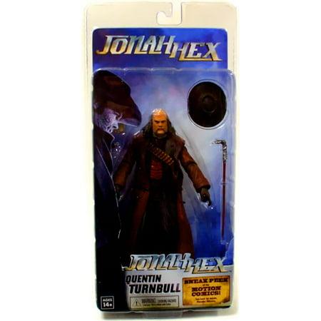 NECA Jonah Hex Series 1 Quentin Turnbull Action Figure (Jonah Hex Scar)
