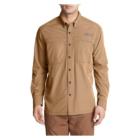 Eddie Monster (Eddie Bauer Men's Guide Long-Sleeve)