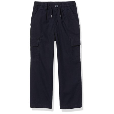 The Childrens Place Baby Boys Cargo Pants, New Navy, 5T The Childrens Place Baby Boys Cargo Pants, New Navy, 5T