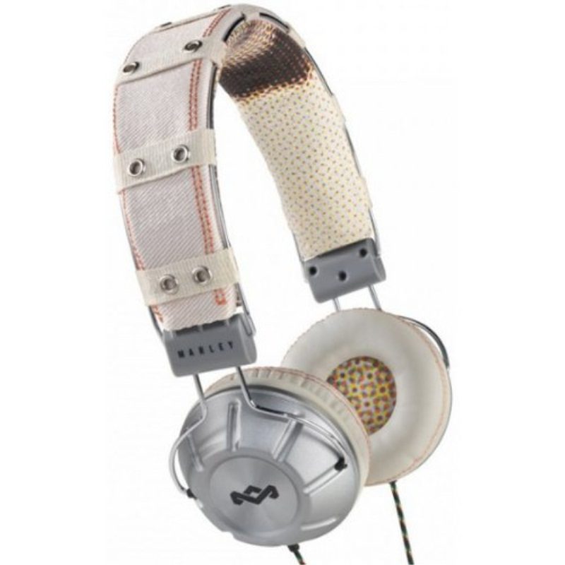 House of Marley EM-JH000-DU Soul Rebel Dubwise On-Ear Headphones