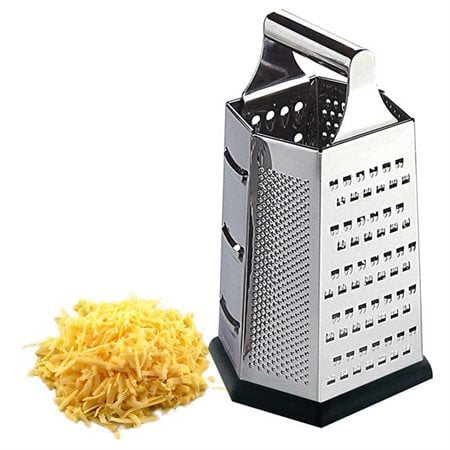 Metal Heavyweight Cheese Grater