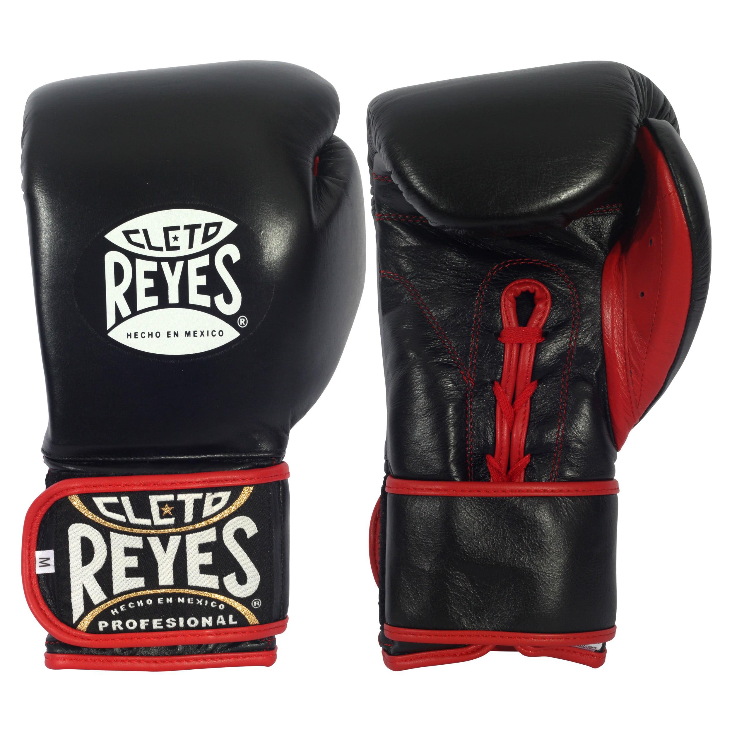 Cleto Reyes Hybrid Lace Hook and Loop Training Gloves