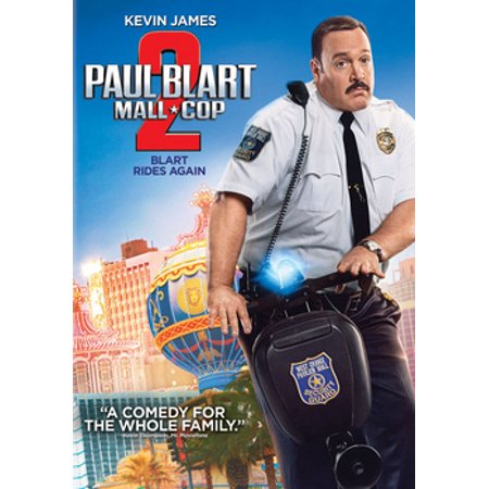 Paul Blart: Mall Cop 2 (DVD) (Cool Springs Mall Hours)