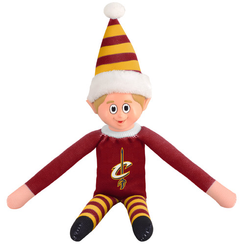 Forever Collectibles NBA Team Elf, Cleveland Cavaliers