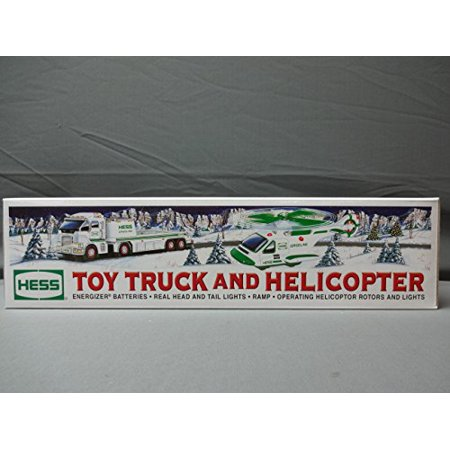 Hess Truck and Helicopter - 2006 - image 3 of 3
