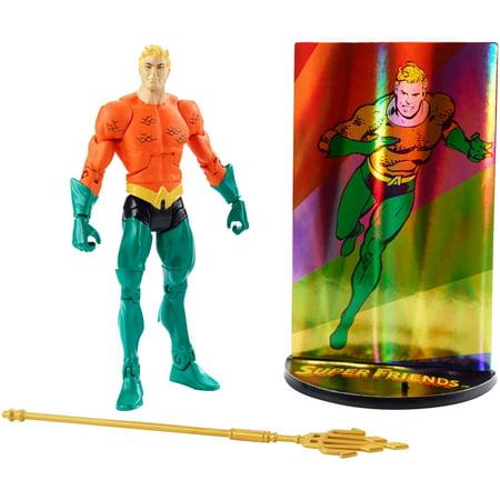 DC Comics Multiverse Super Friends! Aquaman Figure (Tm & Dc Comics)