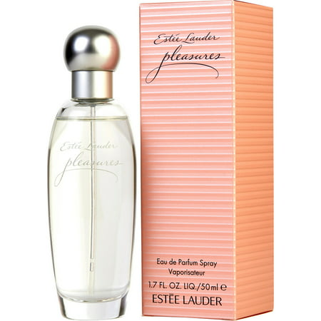 Estee Lauder Pleasures Eau de Parfum, Perfume for Women, 1.7 Oz