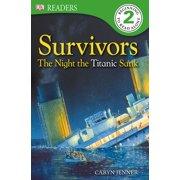 DK Readers L2: Survivors: The Night the Titanic Sank - eBook