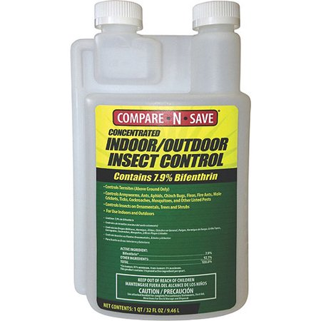 Compare N Save Concentrated Indoor Outdoor Insecticide