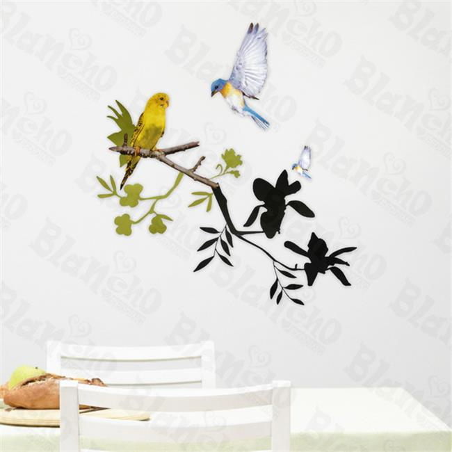 Twittering - Hemu Wall Decals Stickers Appliques Home Decor