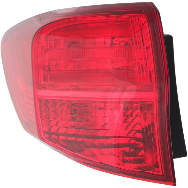 KarParts360 Fits ACURA RD-X 13-15 Tail Light Assembly DOT