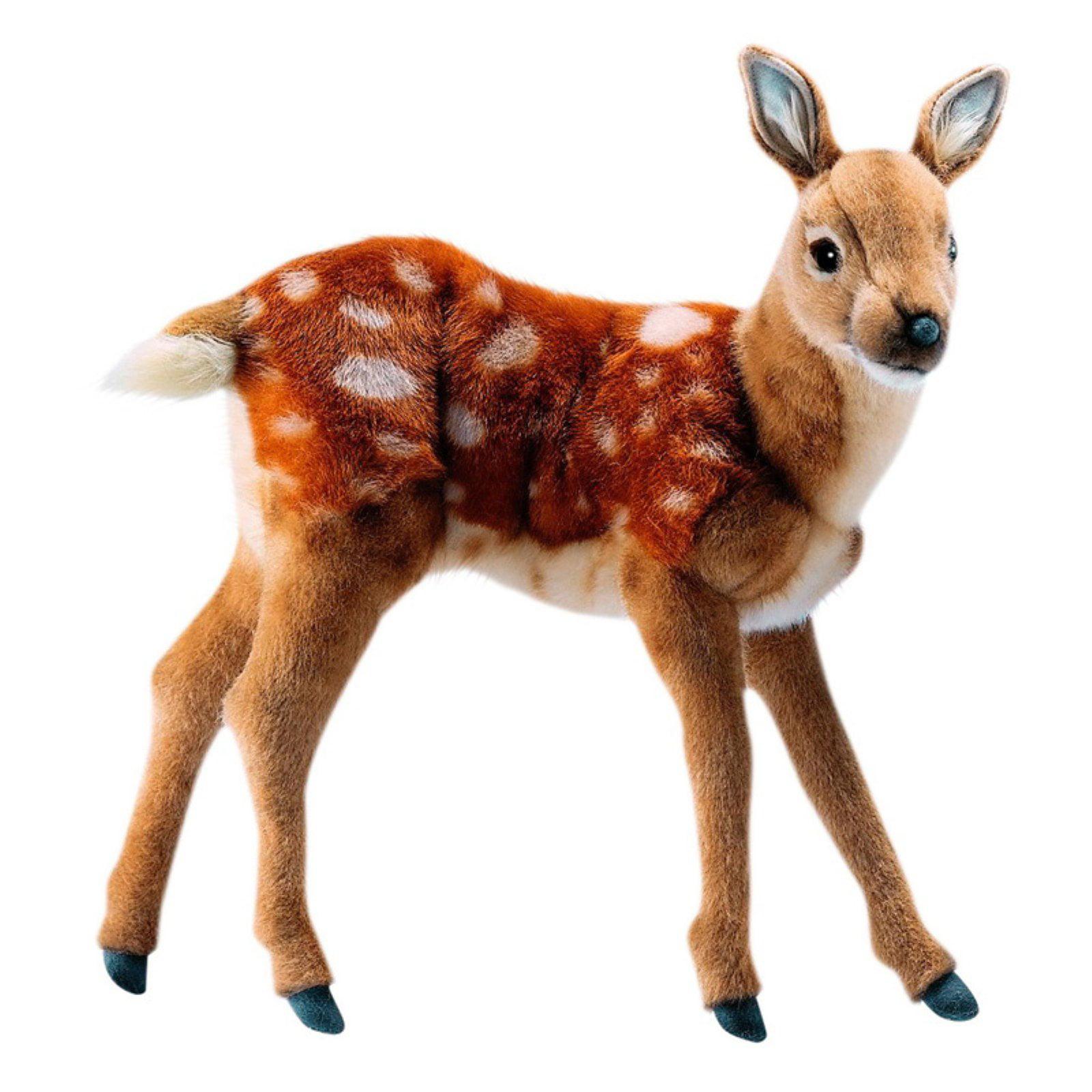 "Hansa Plush Bambi Deer, 14"""