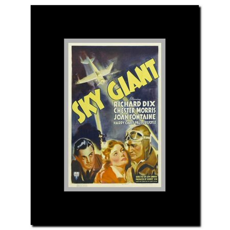 Sky Giant Framed Movie Poster Giant Framed Poster