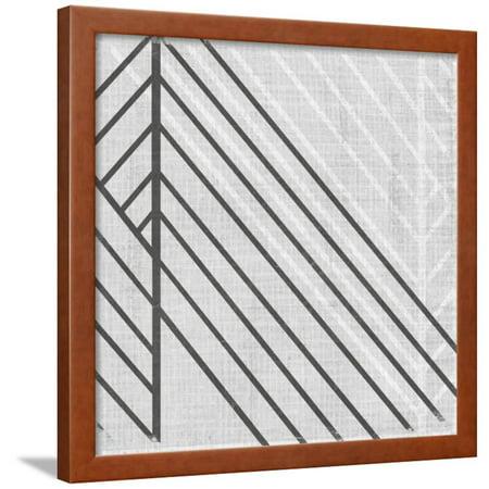 Diametric I Framed Print Wall Art By June Vess - Walmart com
